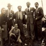 Aldina Bruno negli anni 40
